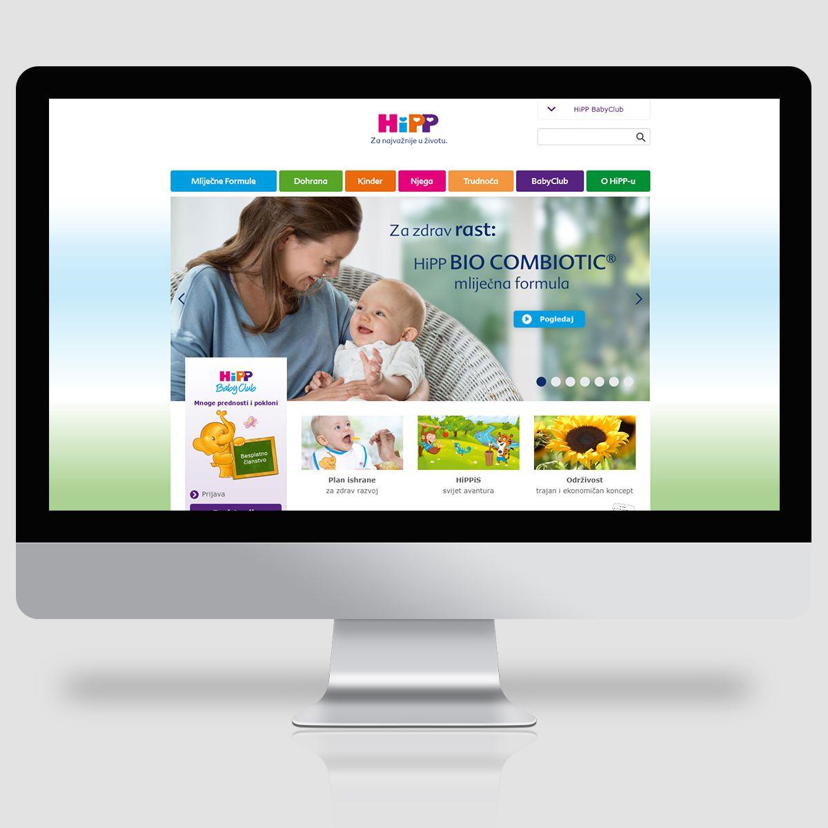 članstvo na web stranicama